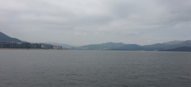 Tolo Harbour and Tai Po